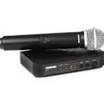 Shure BLX24/PG58