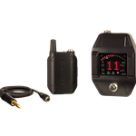Shure GLXD16 Includes GLXD6 Pedal Receiver, GLXD1 Bodypack Transmitter,