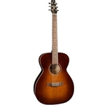 Seagull 041848 S6 Cedar Original Slim Neck Burnt Umber with Fishman pickup