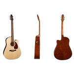 Seagull 030910 Coastline Cutaway S6 Spruce with Slim Neck and Quantum I