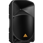 "Behringer B115W Active 2-Way 15"" PA Speaker System with Bluetooth* Wireless Technology, Wireless Microphone Option and Integrated Mixer"