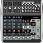Behringer Q1202USB 12-Input 2-Bus Mixer 