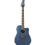 Ibanez ALT30IBM - Altstar Acoustic Electric Guitar - Indigo Blue Metallic