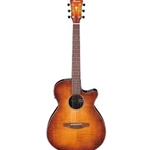 Ibanez AEG70VVH - AEG Acoustic Electric Guitar - Vintage Violin High Gloss