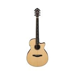 Ibanez AEG200LGS - AEG Acoustic Electric Guitar - Natural Low Gloss