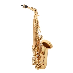 EAS640-GL Eastman Professional Alto Sax, Gold Lacquer